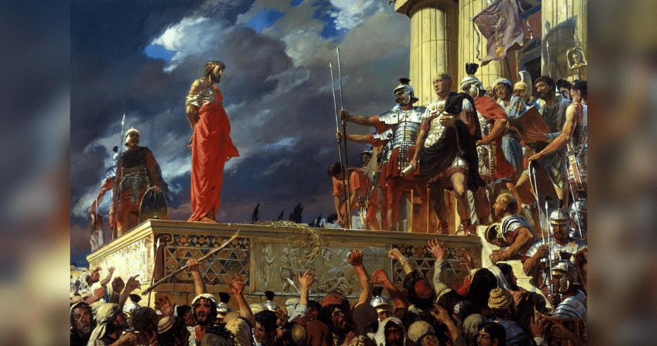 Não temos outro rei a não ser César
