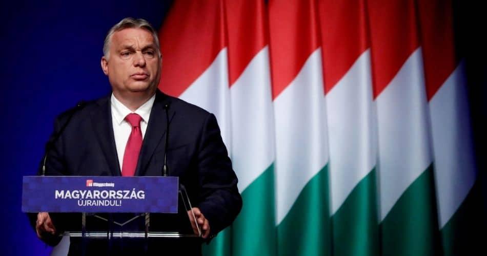 Hungria x União Européia Orbán planeja referendo para definir sobre lei de proteção infantil